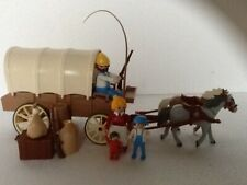 playmobil western huifkar/koets 3278/3770/ 3666