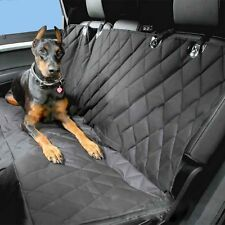 Pet Car Seat Covers Waterproof Bench Back Seat Trave Interior Covers Pets Dog