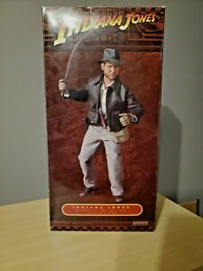 Sideshow Exclusive: Indiana Jones Raiders of the Lost Ark 1:6 Figure -Complete-