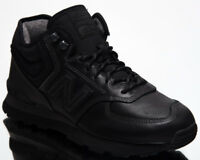 New Balance 574 Mid Top Men's Lifestyle Shoes Black 2018 New Sneakers MH574-OAC