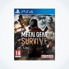 METAL GEAR SURVIVE sur PS4 / Neuf / Sous Blister / Version FR