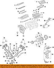 CHRYSLER OEM-Engine Valve Cover 5184069AN