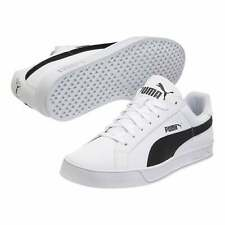 Mens Puma Smash Vulc Trainers Low Lace Up New