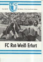 OL 78/79  1. FC Magdeburg - FC Rot-Weiß Erfurt