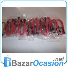 Lote Cables;  20 x SATA datos + 10 x SATA  MOLEX Alimentación