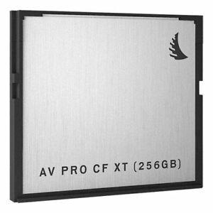 ANGELBIRD AV PRO CF XT 256GB CFAST Memory Card AVP256CFXT