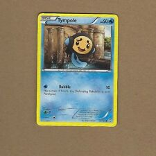 POKEMON TYMPOLE CARD FREE SHIPPING