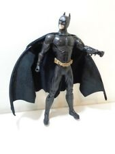"""DELUXE 13"""" BATMAN ACTION FIGURE with GLIDER CAPE by MATTEL"""