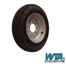 Wheel & Tyre 5.00/5.20x10 4 stud 115mm PCD for Erde & Daxara trailers