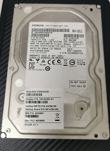 "3TB Hard Drive Internal 3.5"" inch  SATA HDD CCTV DESKTOP HDD Hitachi Toshiba"