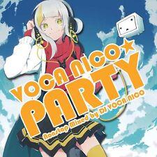 USED VOCA NICO PARTY -NONSTOP MIX- CD