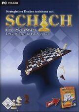 Schach für Anfänger (DVD-ROM) von bhv Distribution GmbH   Game   Zustand gut