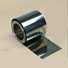 1pcs 304 Stainless Steel Fine Plate Sheet Foil 0.2mm x 100mm x 1000mm #E6-21 GY
