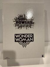 "DC 30th Anniversary Super Powers Collection WONDER WOMAN 6"" figure Mattel"