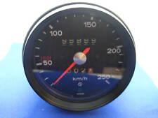 Porsche 911 / 912 Tacho  Umbau von Meilen auf Km/h inkl. technischer Überholung