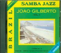 Joao Gilberto - Brazil Samba Jazz Vol. Ii Bossa Nova Cd Eccellente