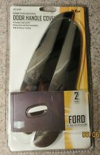 Bully Chrome Plated ABS Plastic Door Handle Covers (2 Pack) SDH-201 Ford New