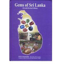 GEMS OF SRI LANKA Seventh Revised Edition Book New - TB1709