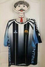 Men's Argentina jersey shirt Football Soccer futbol Blue AFA Cruzeiro Large 44