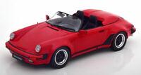 Porsche 911 Speedster 1989 rot 1:18 KK Scale 180451 Limited Edition