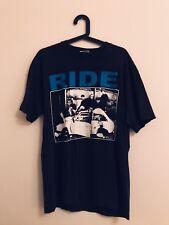 Ride Camicia Originale OG Vintage My Bloody Valentine Slowdive la cura Oasis