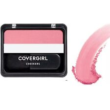 Covergirl Cheekers Blush ~ New & Sealed ~ 110 - Classic Pink