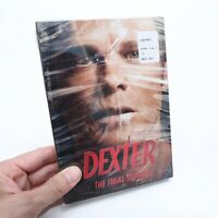 Dexter: The Final Season (DVD, 2013, 4-Disc Set) Brand New And Sealed