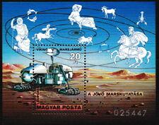 Ungarn - Weltraumforschung Block 125 postfrisch 1977 Mi. 3220