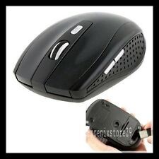 Souris Gaming 2.4GHz USB Wireless Optical mouse Sans fil+USB Recepteur!!!!!