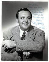 MGM Producer George Sidney signed rare vintage 8x10 photo / autograph