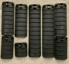 Knights Armament Rail Covers Lot of 8 Military Surplus KAC