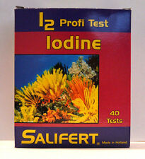 SALIFERT iodio PROFI TEST KIT I2