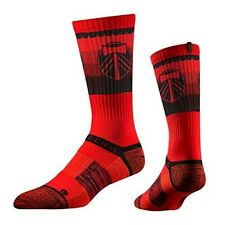 PORTLAND TIMBERS - MLS PREMIUM OFFICIALLY LICENSED CREW SOCKS - Red ONE SIZE