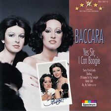 BACCARA: Star Gala-Yes Sir, I can boogie/CD-Top-stato