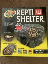 New listing reptile shelter