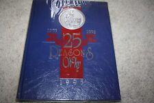 1995 Westside High School  Augusta, GA Yearbook