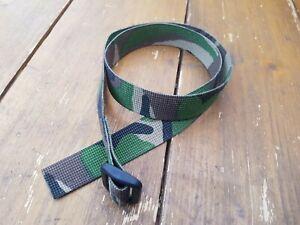 Dutch Army UTILITY STRAP - DPM Camouflage - Grade 1 - Genuine Issue - TYPE 2
