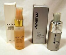 AVON ANEW DAY FORCE VERTICAL LIFTING LOTION + VIRTUAL LIFT SERUM - NOS
