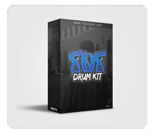 808 Sound & Drum Kit  Trap Loops Fl Studio Logic Mpc Pro Tools Live