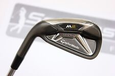 LH TaylorMade M2 Tour Single 6 Golf Club Burner Superfast 85 Flex-S Steel