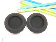 Große Ohrpolster aus Schaumstoff Durchmesser 65 mm  Kopfhörerohrpolster