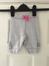 Blue Zoo At Debenhams Girls Grey Trousers Size 0-3 Months