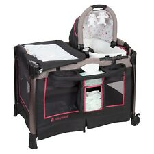 Babytrend golite elx nursey center (stardust rose)
