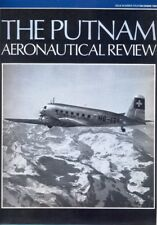 THE PUTNAM AERONAUTICAL REVIEW, Issue Number 4 (1989) 64-Page Magazine. FreePost