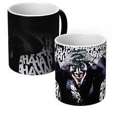 Batman - The Killing Joke Joker Heat Changing Mug Cup Tea Coffee Gift UK