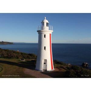 Mersey Bluff Lighthouse Devonport Tasmania 1000 piece Jigsaw by John Temple