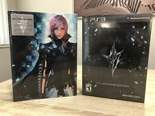 PS3 Lightning Returns: Final Fantasy XIII Collector's Edition & CE Guide SEALED