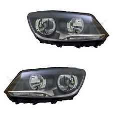 Scheinwerfer Set links & rechts H7/H15 mit Tagfahrlicht für VW Touran 1T3 1T1