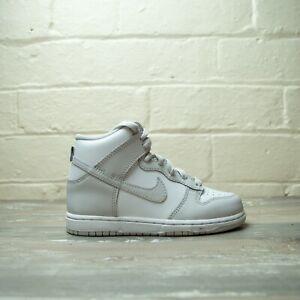 Nike Dunk High Retro White Vast Grey PS DD2314 101 Size UK 11 EU 28.5 US 11.5C