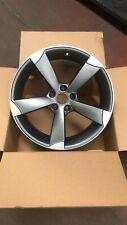 4 Cerchi Rotor da 17 pollici adattabili VW Golf 5 6 7 T-roc Audi A3 Seat Leon